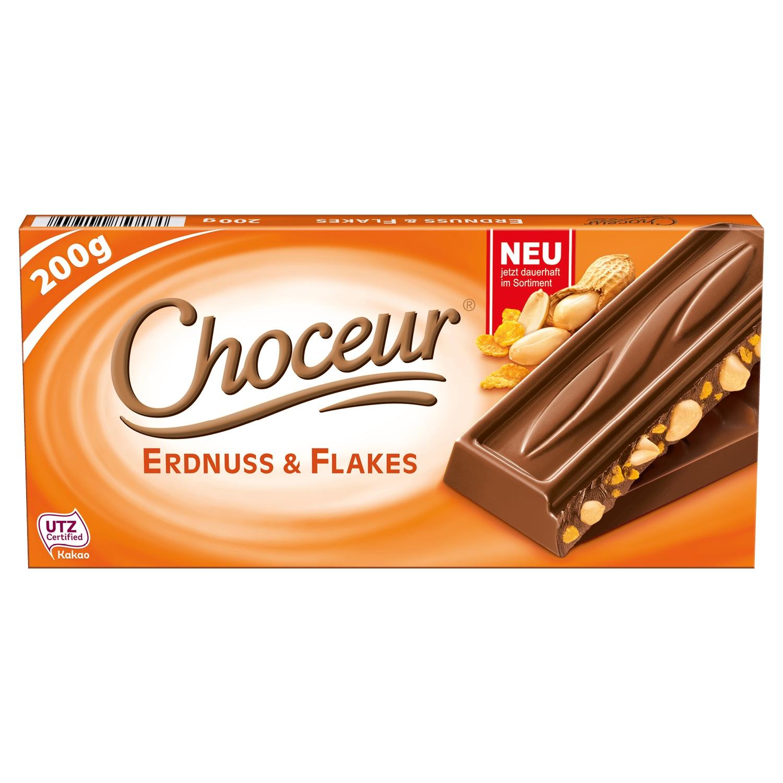 Choceur Schokoladen-Variation 200 g