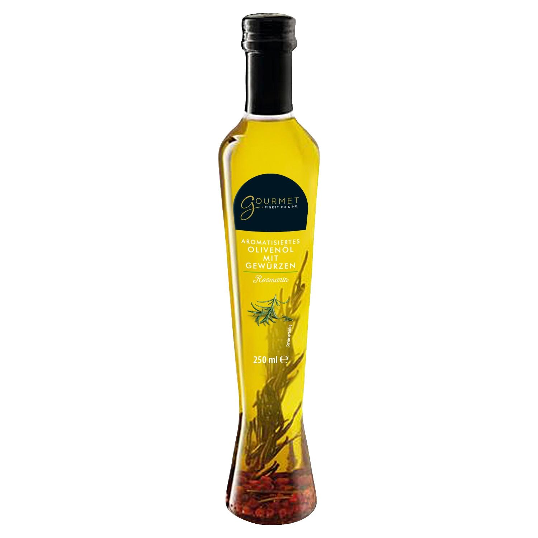GOURMET Olivenöl mit Gewürzen 250 ml*