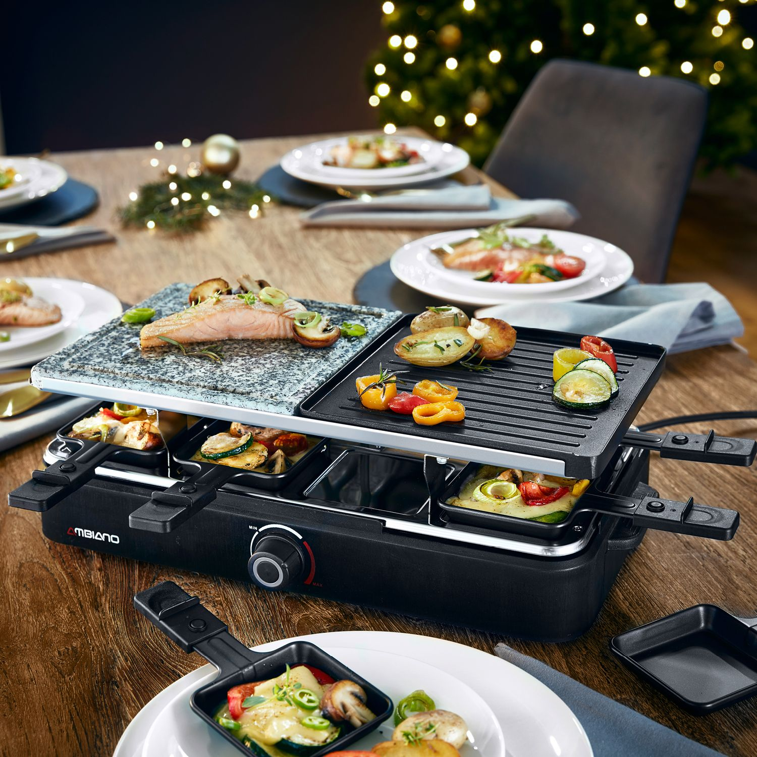 AMBIANO Raclette-Grill*