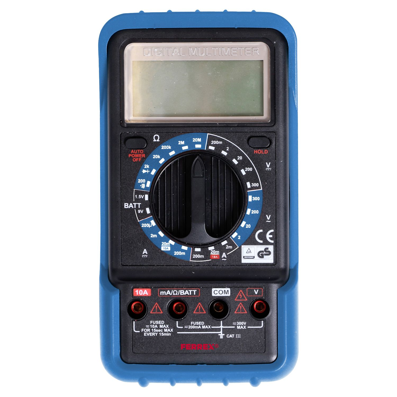FERREX® Multimeter-Digital*