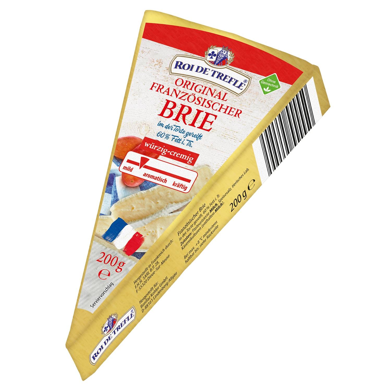 ROI DE TREFLE® Original französischer Brie 200 g