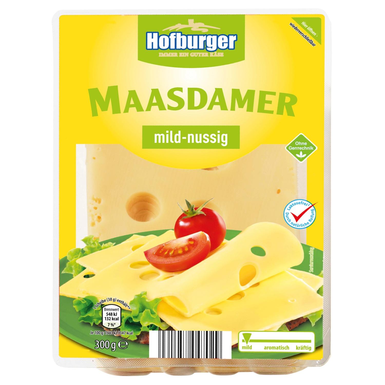 Hofburger Maasdamer 300 g