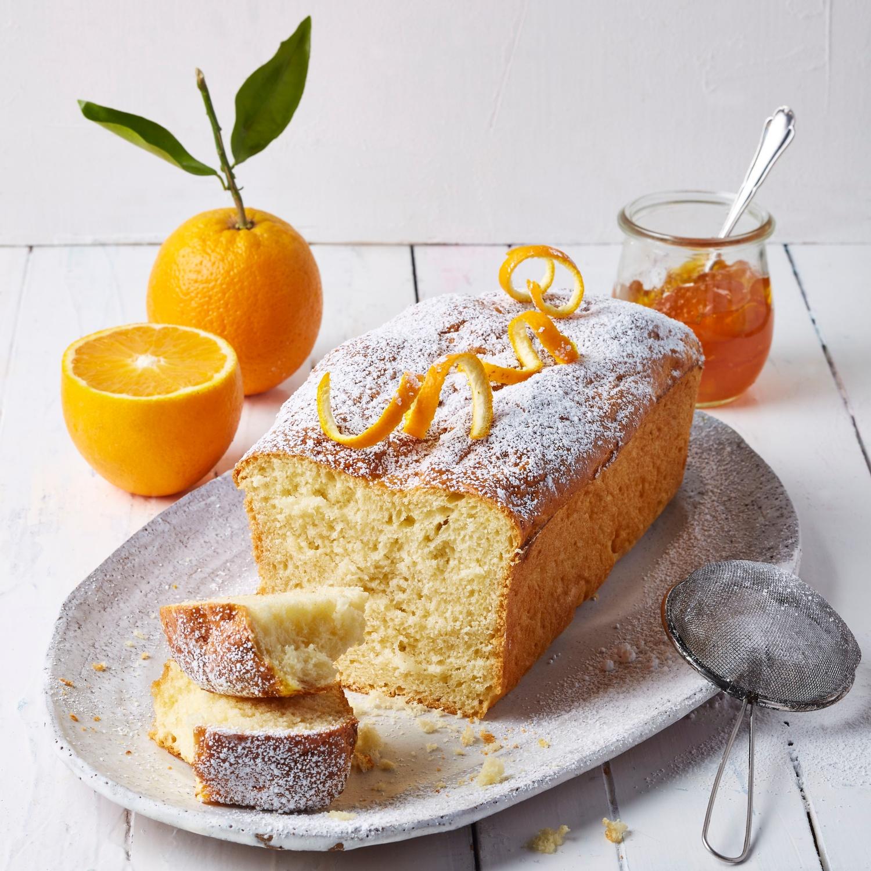 Orangenbrot