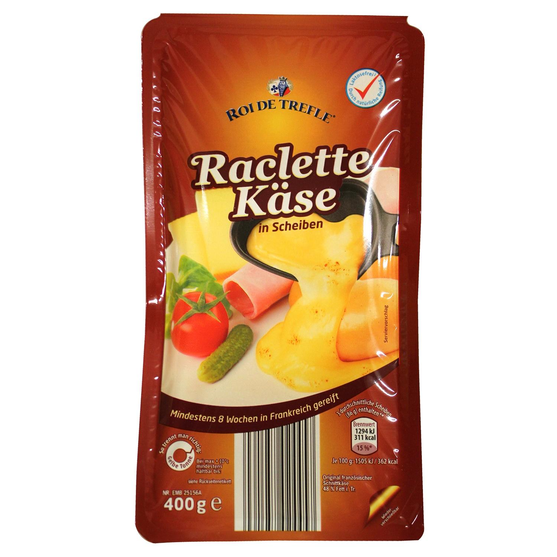 Aldi Raclette Käse