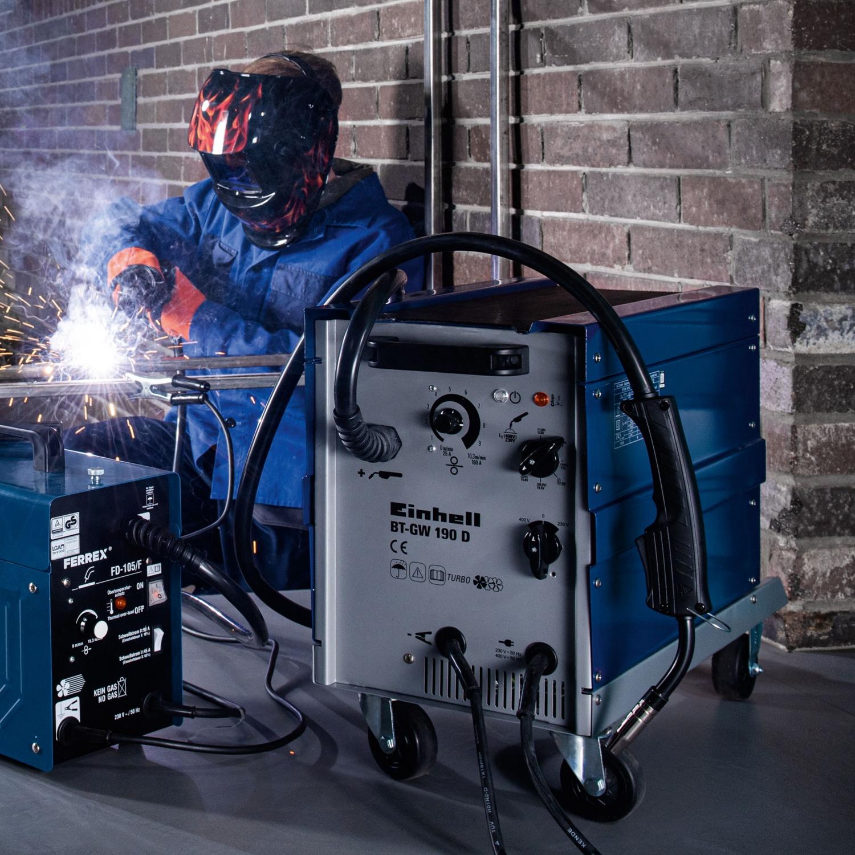 EINHELL Schutzgas-Schweißgerät