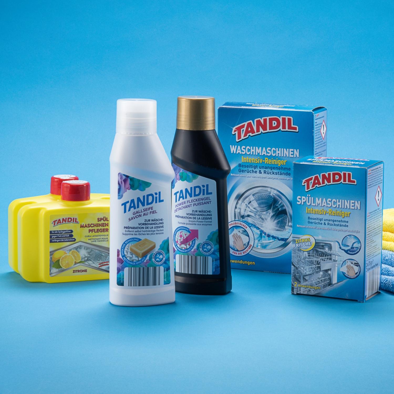 TANDIL Spülmaschinen-Pfleger, Doppelpkg.