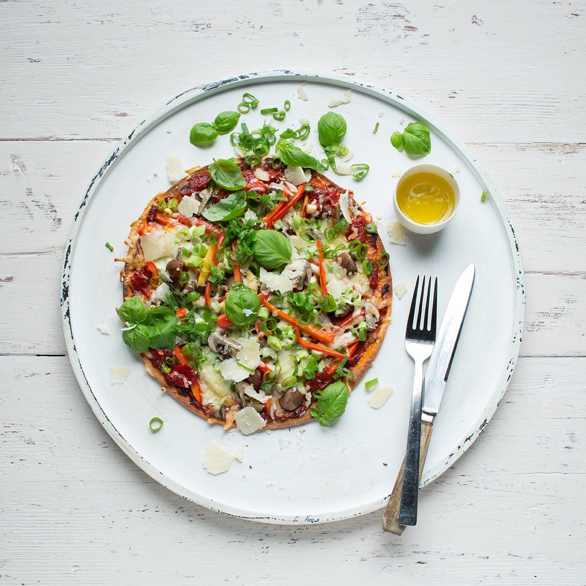 Blitzpizza Vegetaria