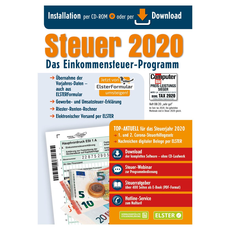 Steuer 2020*