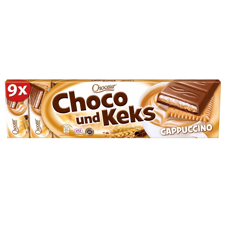 Choceur Choco und Keks 300g