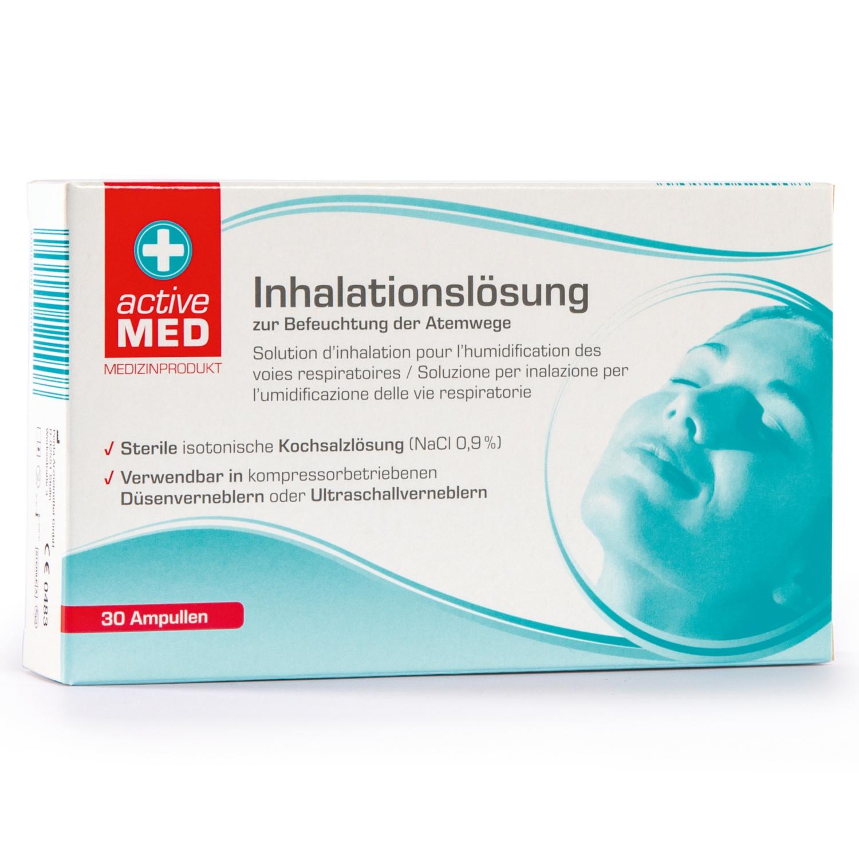 ACTIVE MED Inhalationslösung