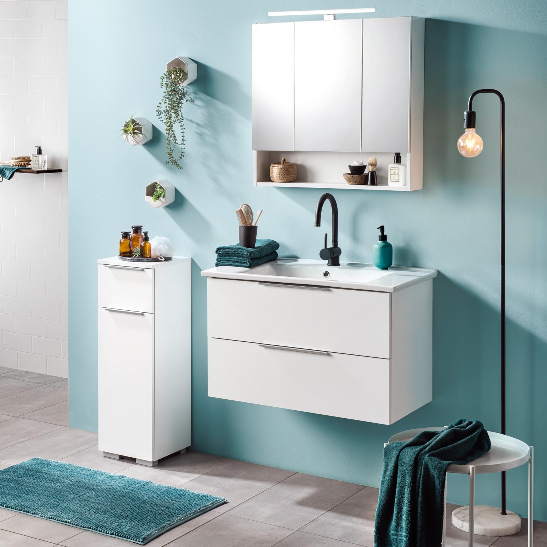 LIVING STYLE Waschbecken-Unterschrank