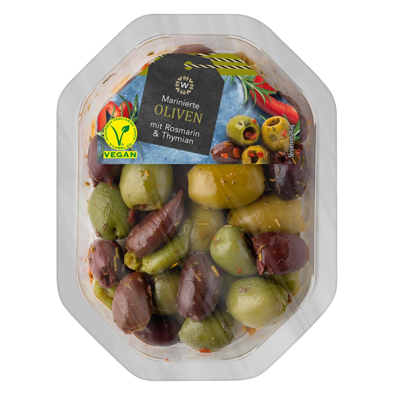 WONNEMEYER Gefüllte Oliven 100 g