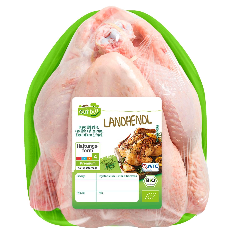 GUT bio Bio-Landhendl 1 kg