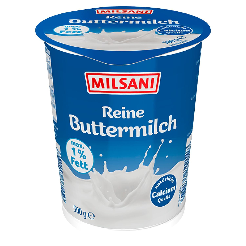 MILSANI Reine Buttermilch 500 g