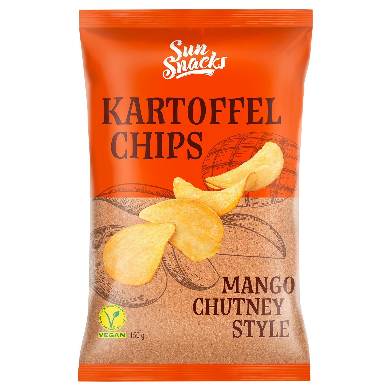 Sun Snacks Kartoffelchips 150 g