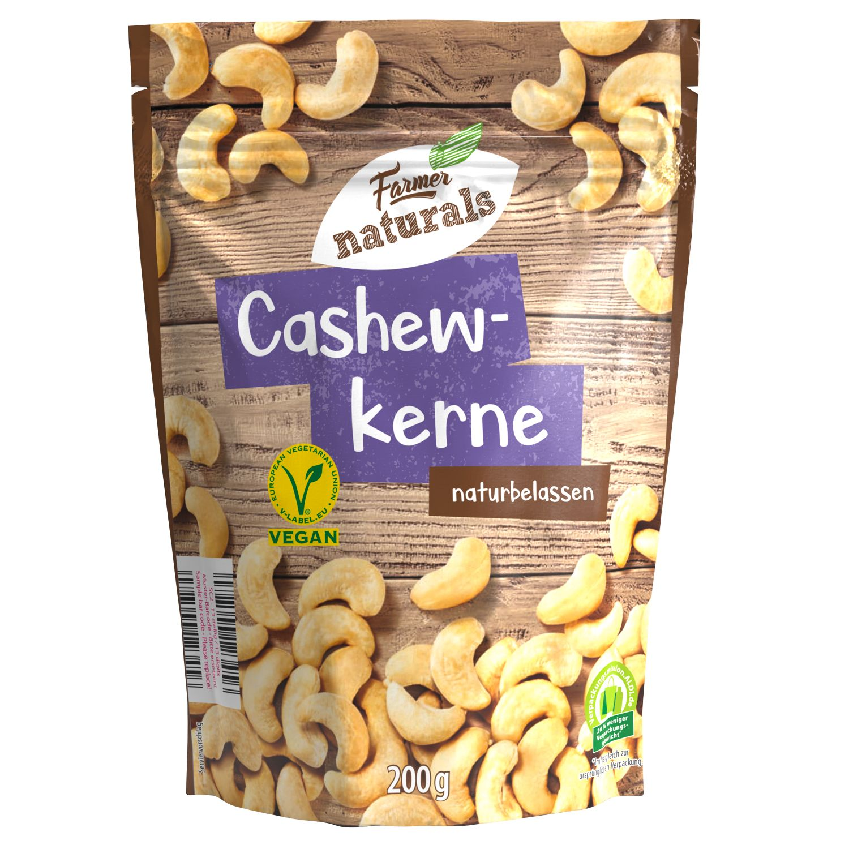 FARMER Cashewkerne 200 g