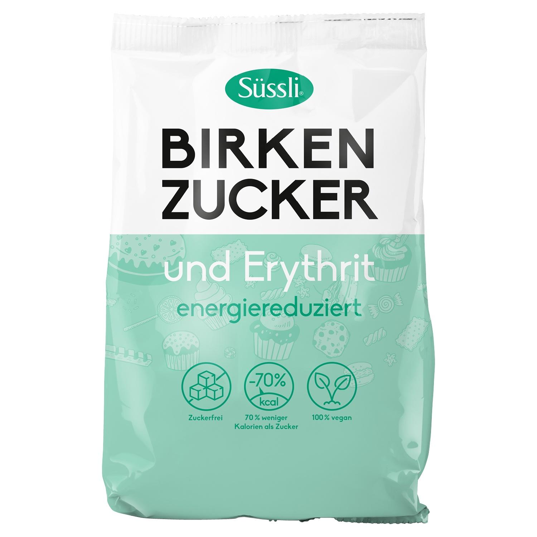 Süssli® Birkenzucker 500 g