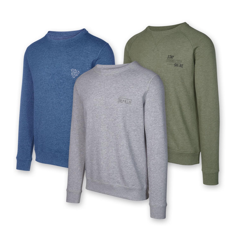WATSON'S Herren-Sweatshirt