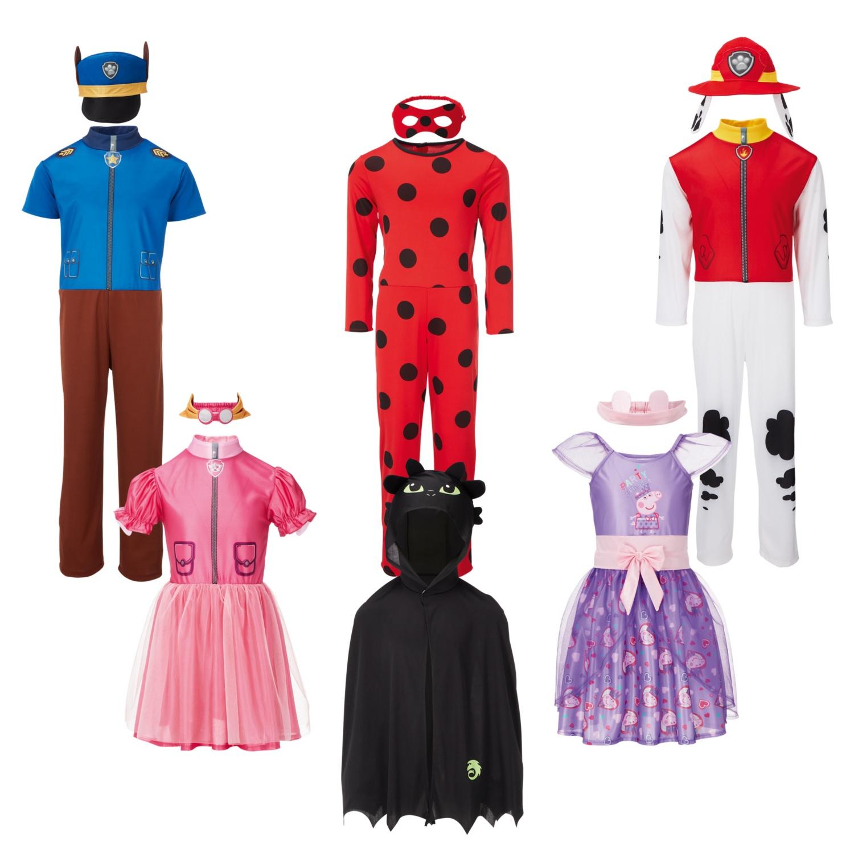 Kinder-Karnevalskostüm