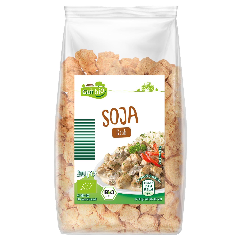 GUT bio Soja-Granulat/Soja grob 200 g