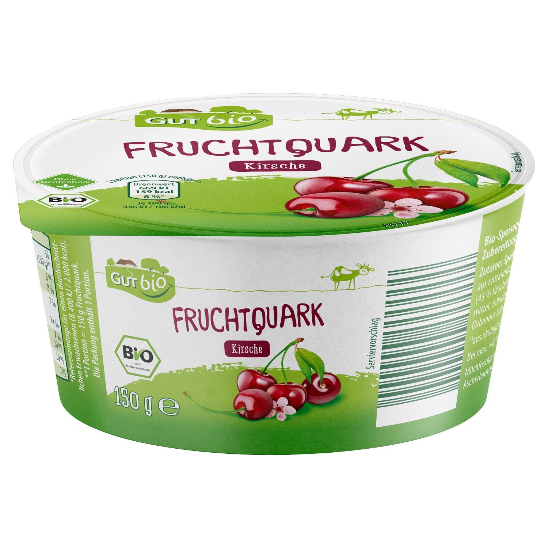 GUT bio Bio-Fruchtquark 150 g