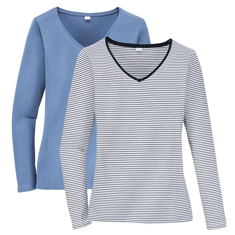 blue motion Basic-Shirts*
