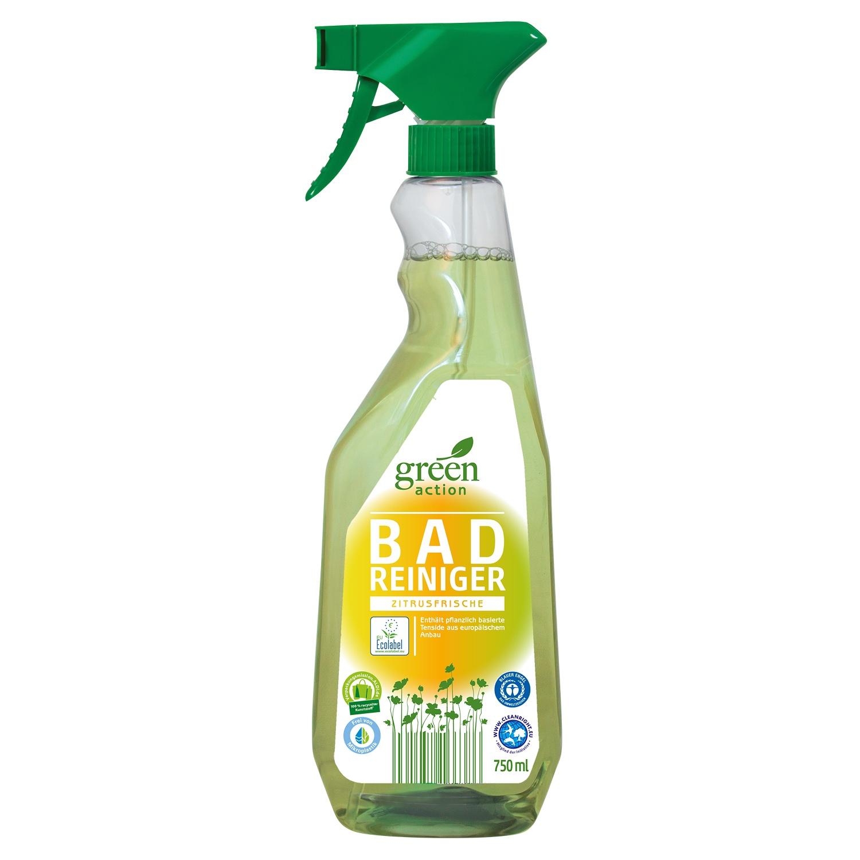 green action Bad- oder Küchenreiniger 750 ml