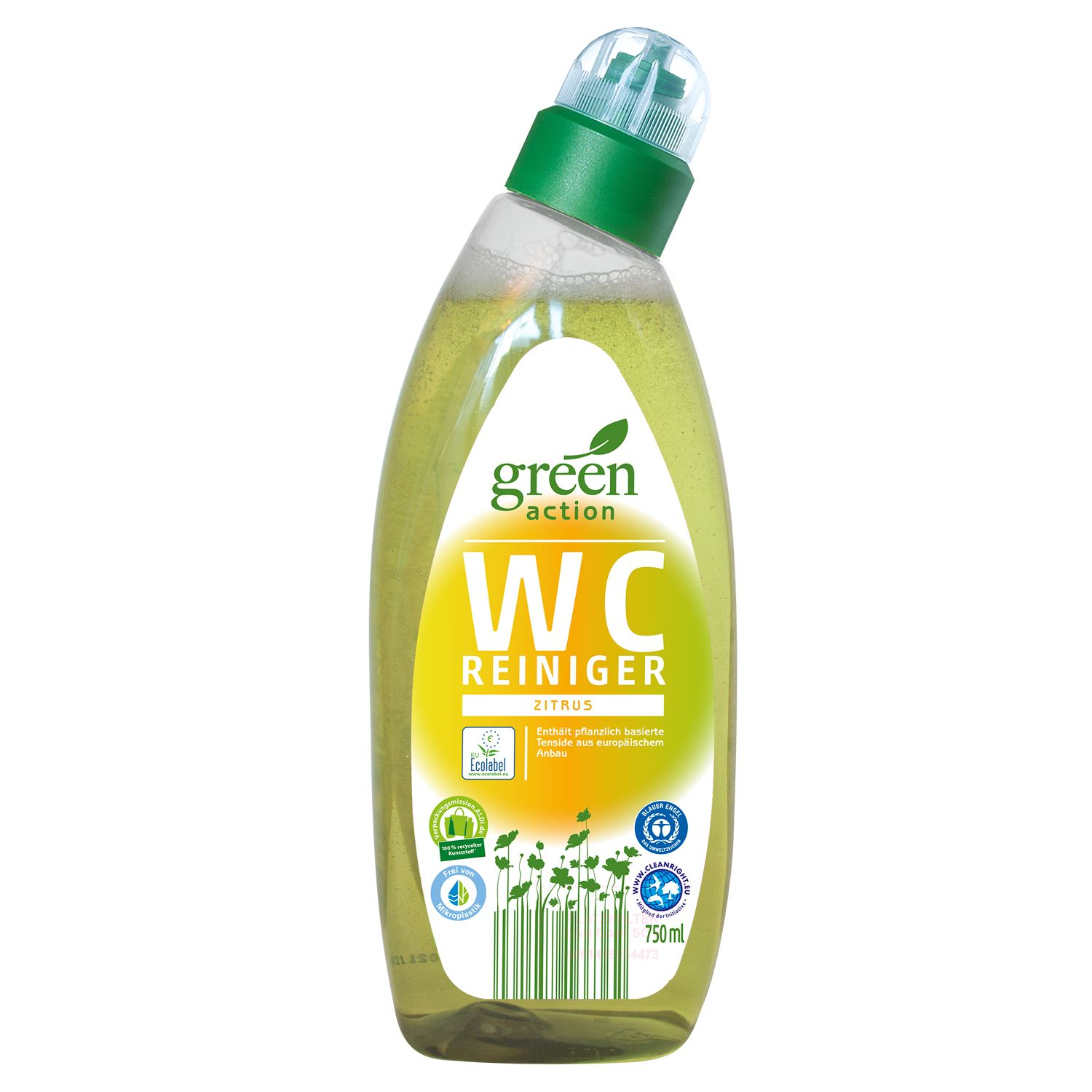 green action WC-Reiniger 750 ml