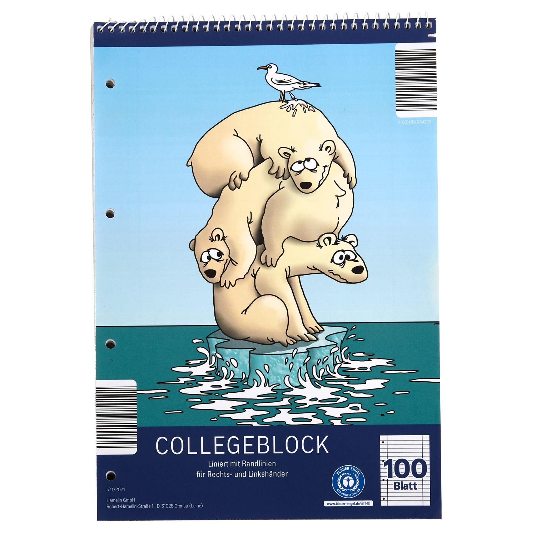 Rex® Collegeblock*