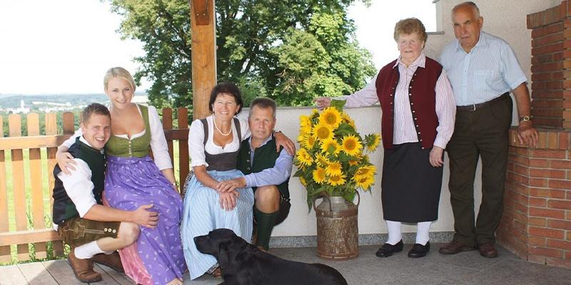 FairHOF Familie Stadlmayr in Rüstorf