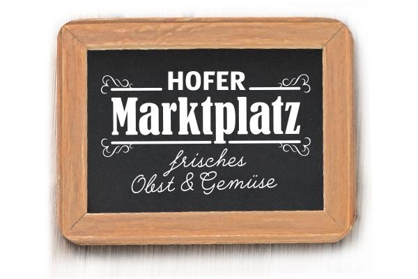 HOFER Marktplatz-Logo