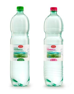 ZZU Mineralwasser gemäß Prüf-Nach! Standard 1,5 l¬ still / prickelnd