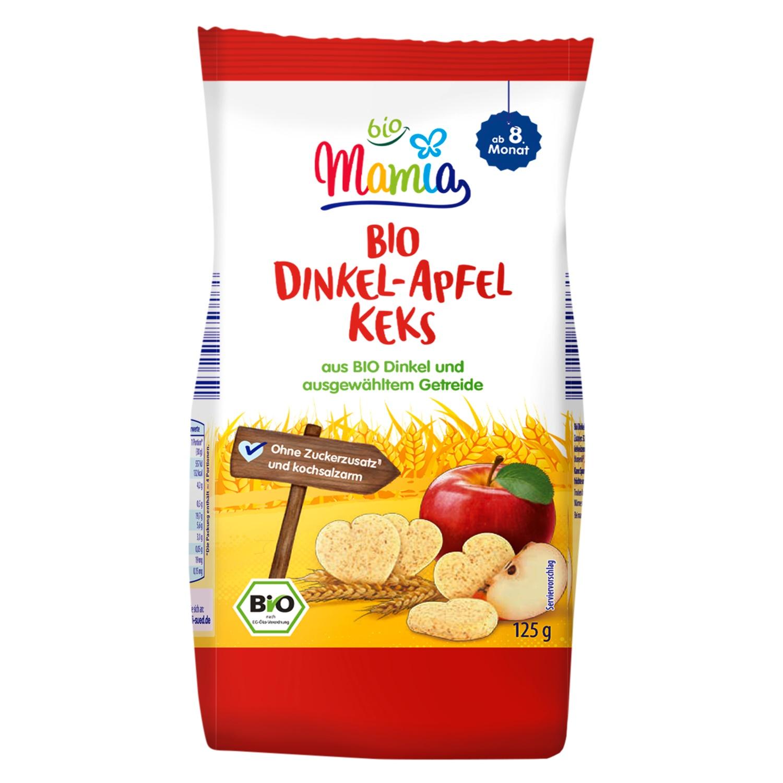 Mamia bio Bio-Baby-Keks 125 g