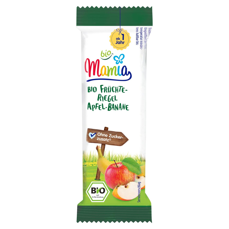 Mamia bio Bio-Früchteriegel 25 g