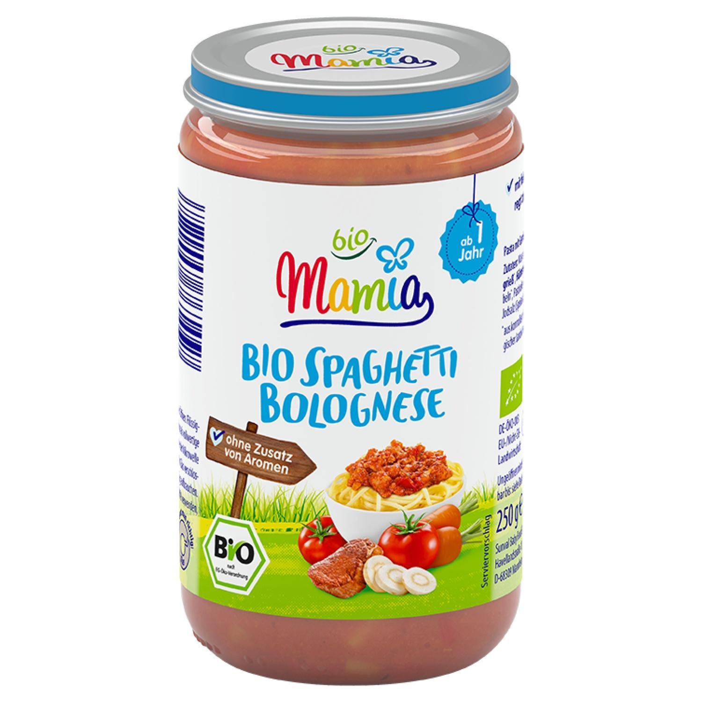 Mamia bio Bio-Spaghetti Bolognese 250 g