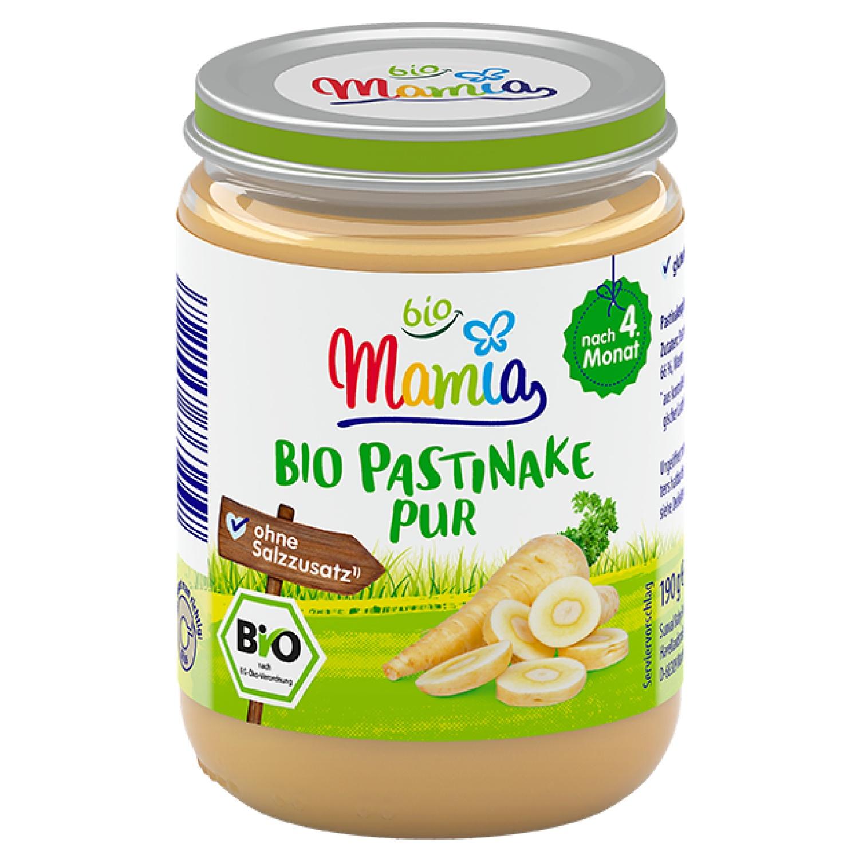 Mamia bio Bio-Pastinake pur 190 g