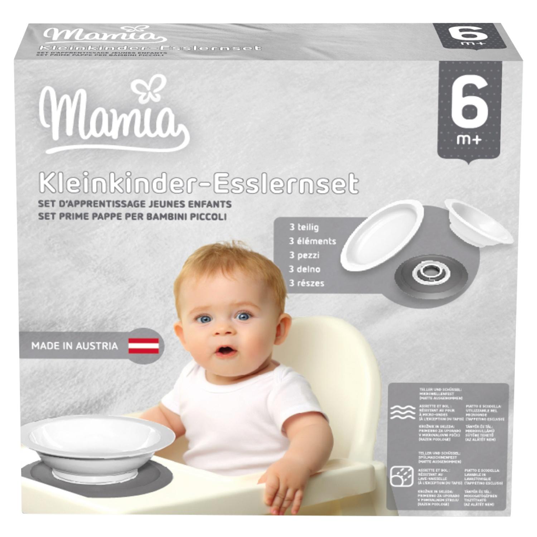 Mamia Kleinkinder-Esslernset*
