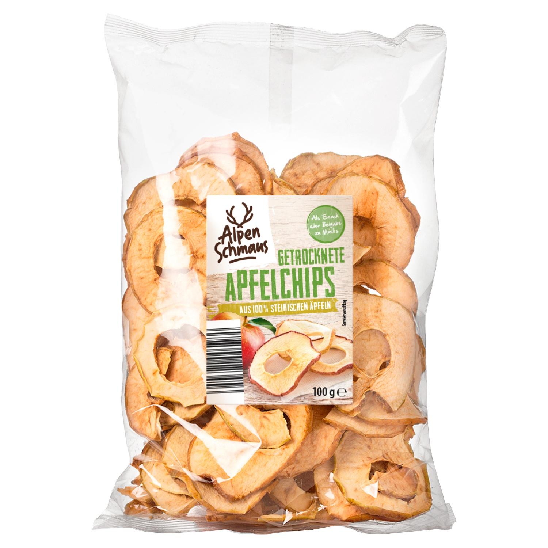 Alpenschmaus Apfelchips aus steirischen Äpfeln 100 g*