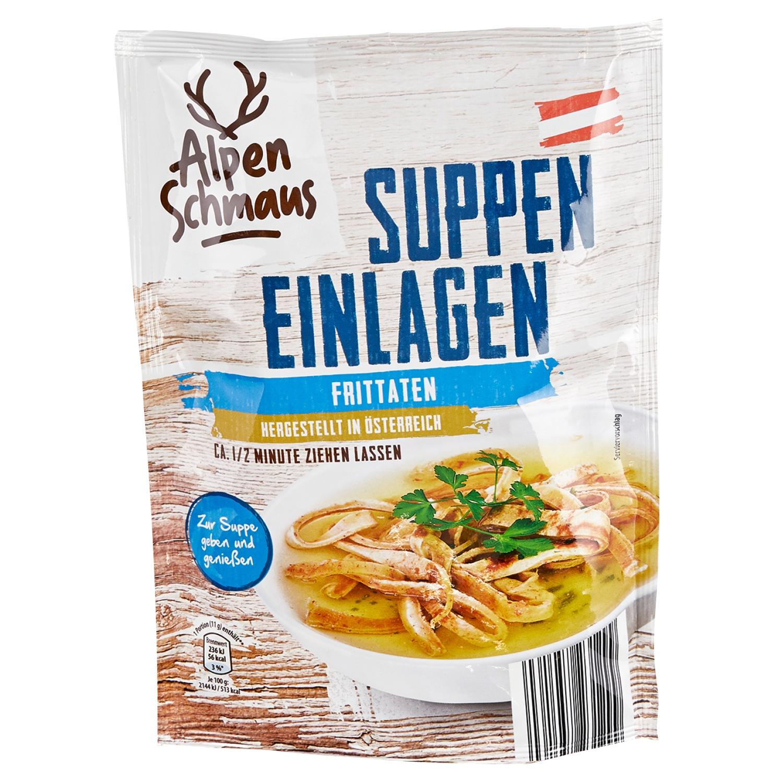Alpenschmaus Suppeneinlagen 120 g*