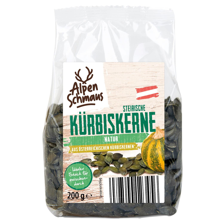 Alpenschmaus Steirische Kürbiskerne 200 g*