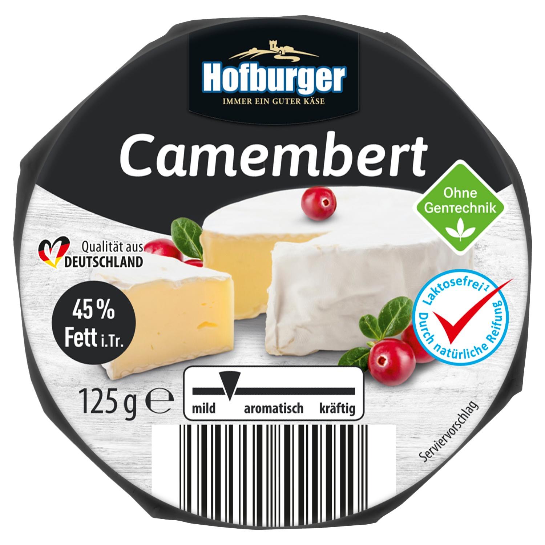 Hofburger Camembert 125 g