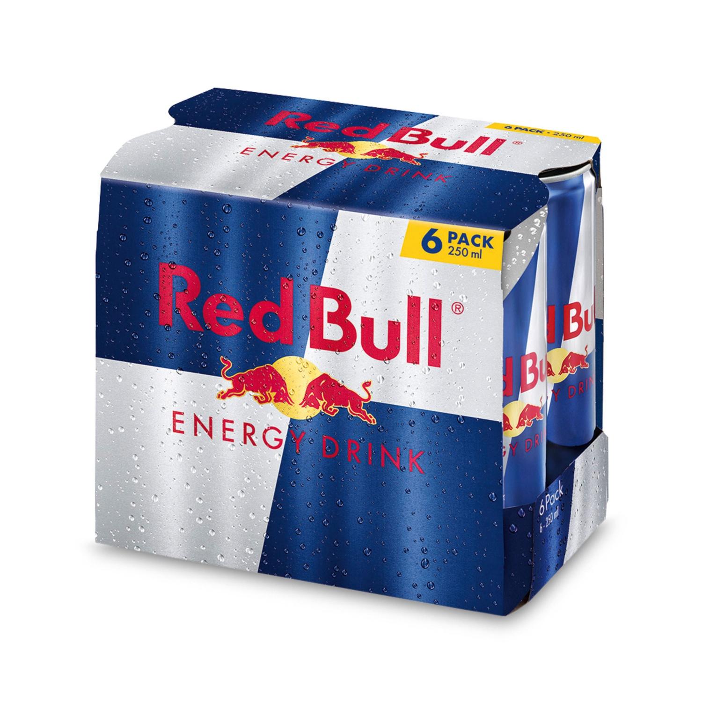 Red Bull, Regular
