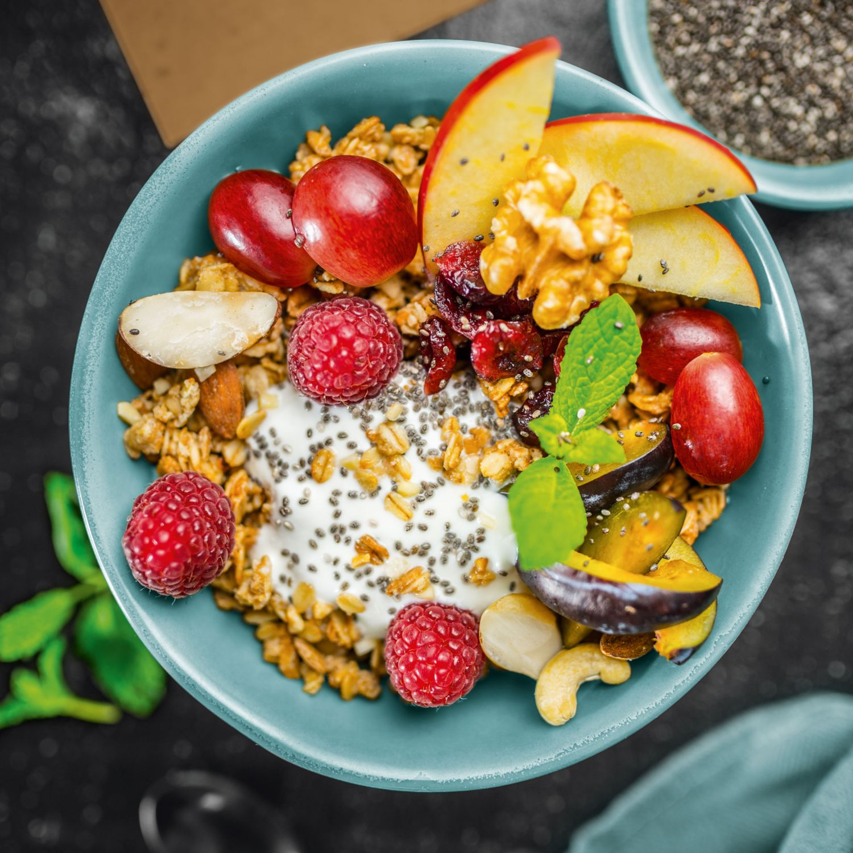 Frühstücks-Superbowl