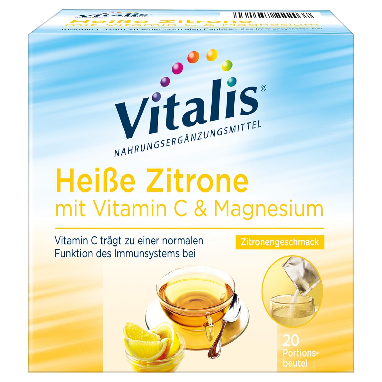 Vitalis® Heißgetränk