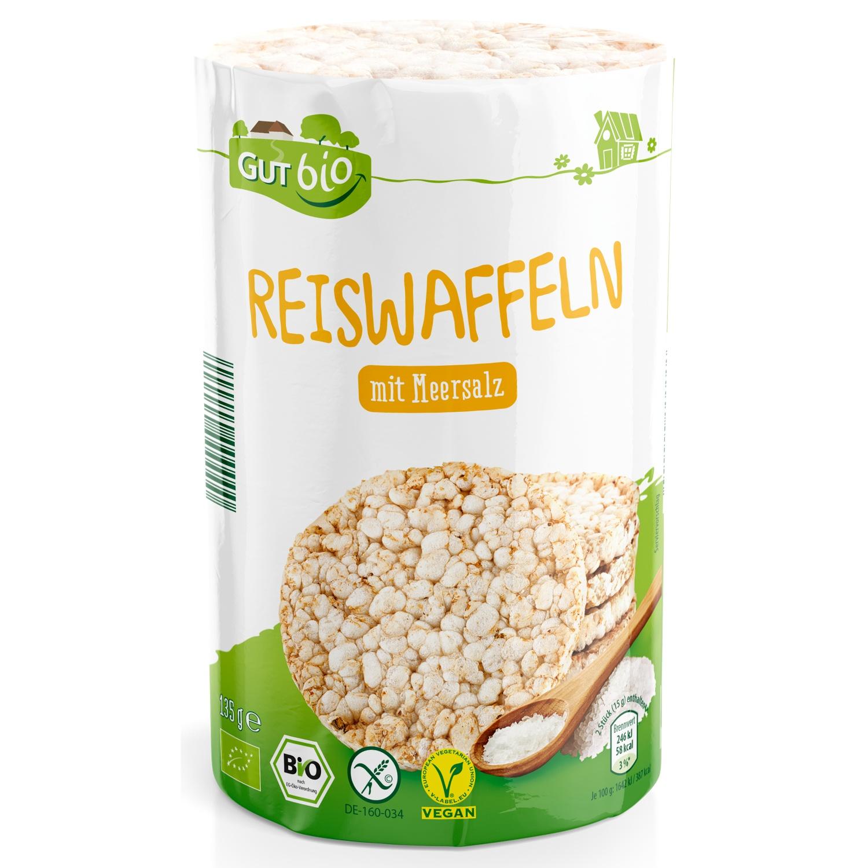 GUT bio Reiswaffeln 150 g