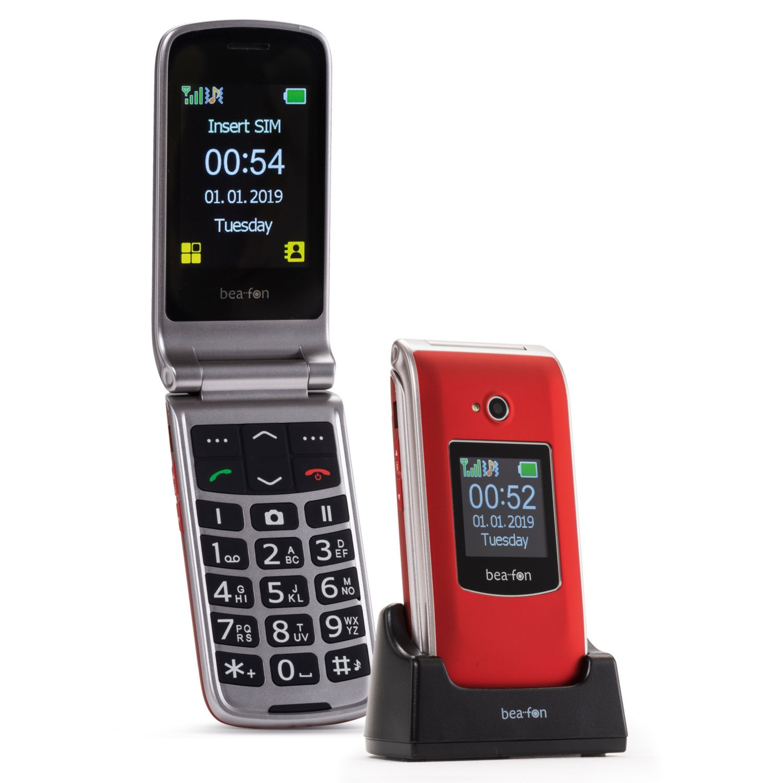 BEA-FON Mobiltelefon Beafon SL595