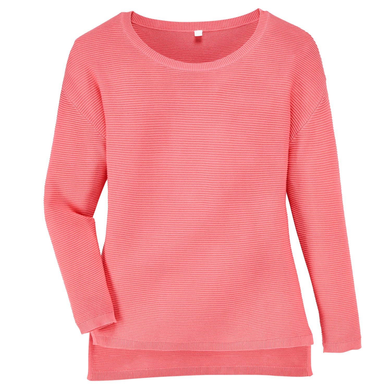 blue motion Oversize-Pullover*