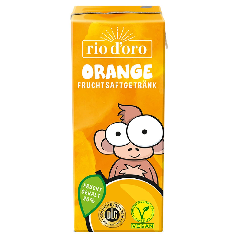rio d'oro Fruchtsaftgetränk 10 x 0,2 l