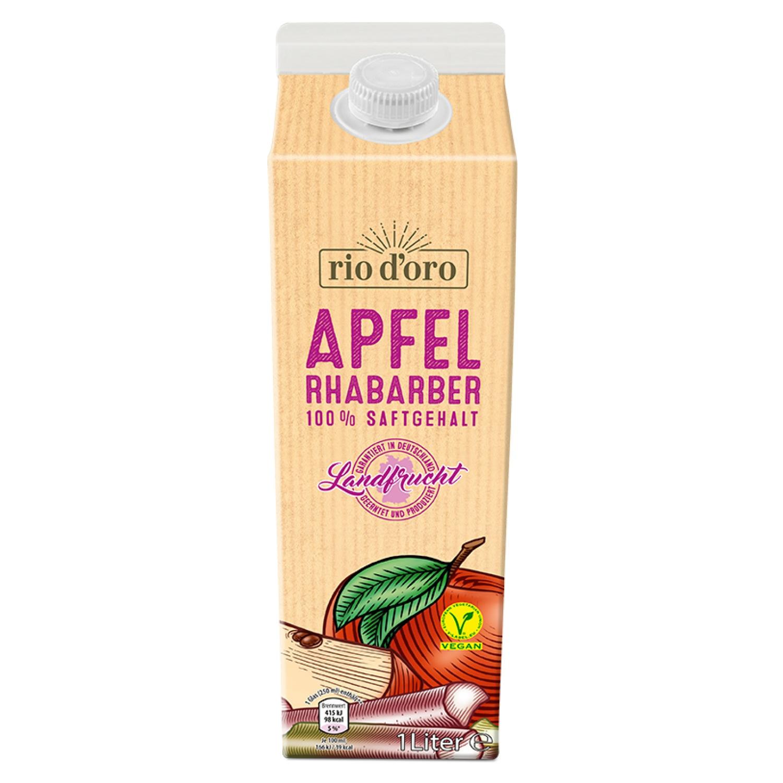 rio d'oro Landfrucht Säfte 1 l