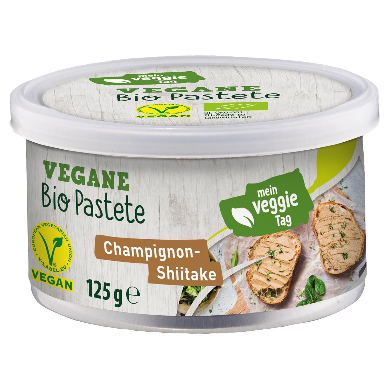 Mein Veggie Tag Bio-Veggie Aufstrich 125 g
